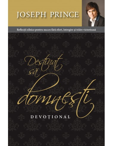 Destinat sa Domnesti Devotional